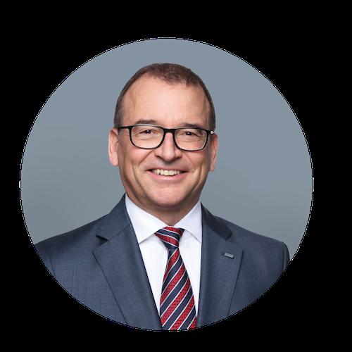 Alfred Miller, Managing Director of DACHSER Food Logistics, member in the European Food Network