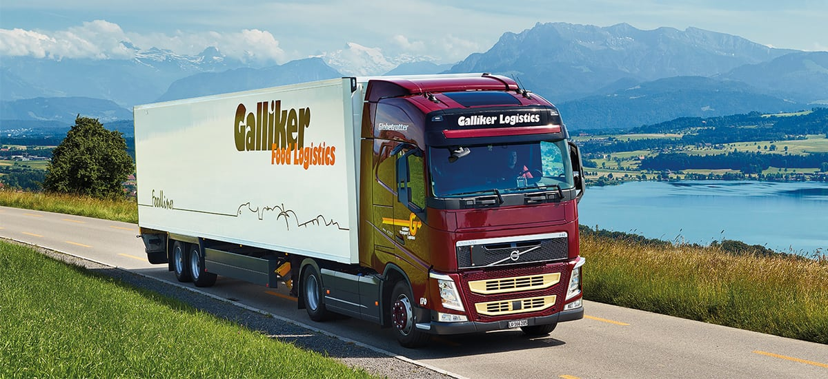 With 21 branches in five countries, Galliker has been an established logistics company for more than 100 years. Together with DACHSER, Galliker has pioneered the European Food Network.